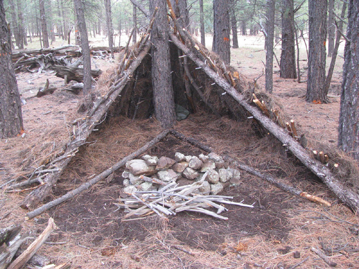 hatchet shelter