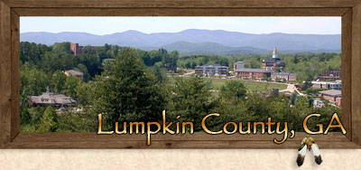 Lumpkin-County-North-Georgia