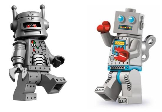 Robot alien dance