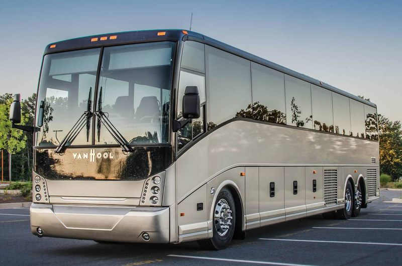 Atlanta-charter-bus-service
