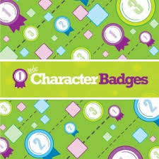 Character badges