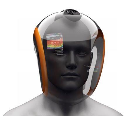 Futuristic gear 1