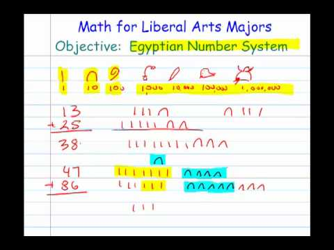 Egyptian math 3