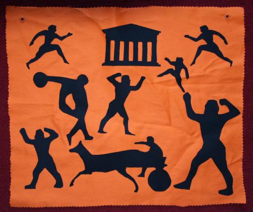 Greek olympics 2