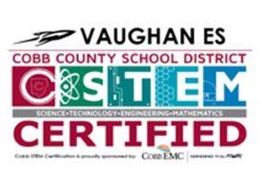 Cobb STEM Certification Logo