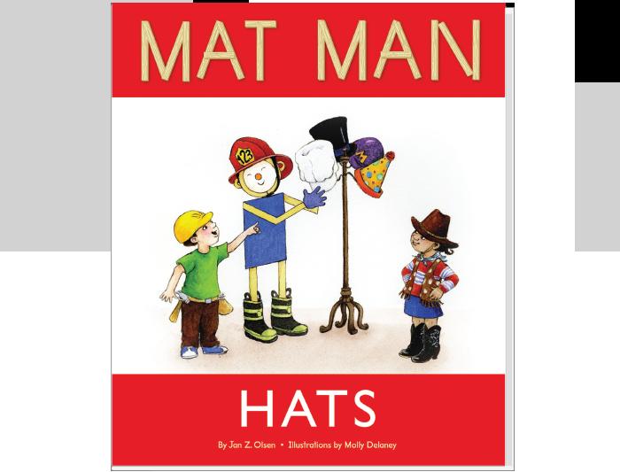 Matt man hats