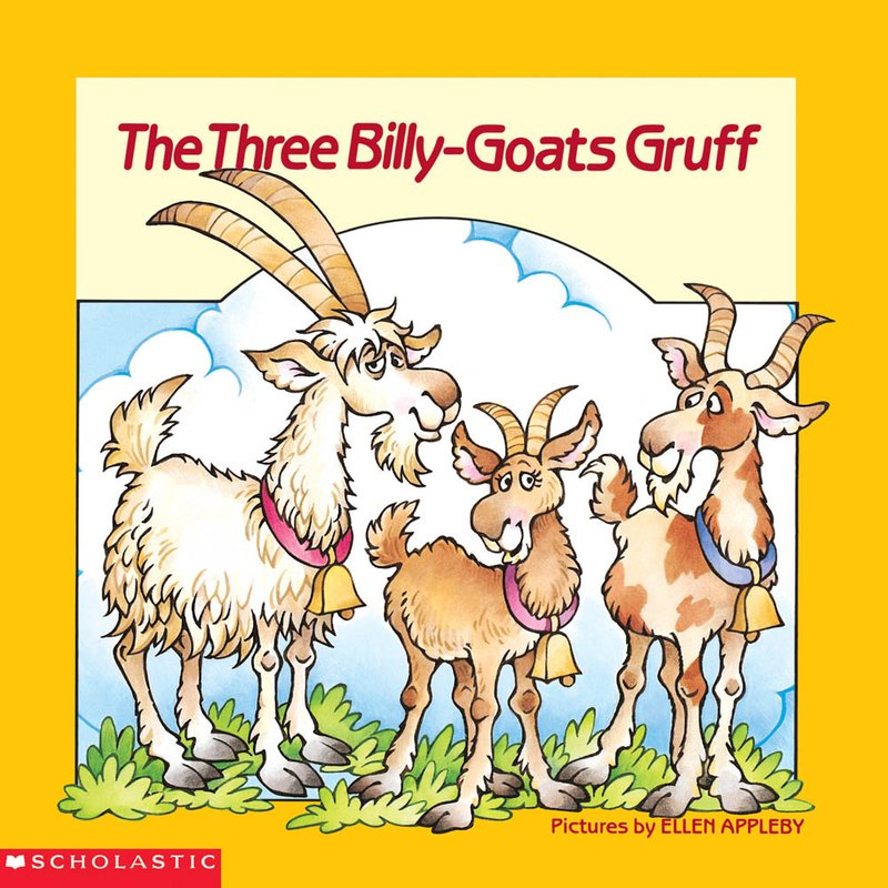 3 billy goats